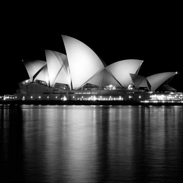Opera de Sydney par micheletorello