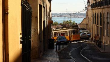 Tramway Lisbonne