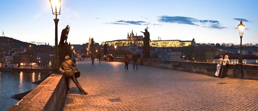 Tourisme à Prague