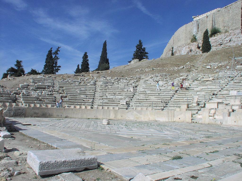 Théâtre de Dionysos / Athènes