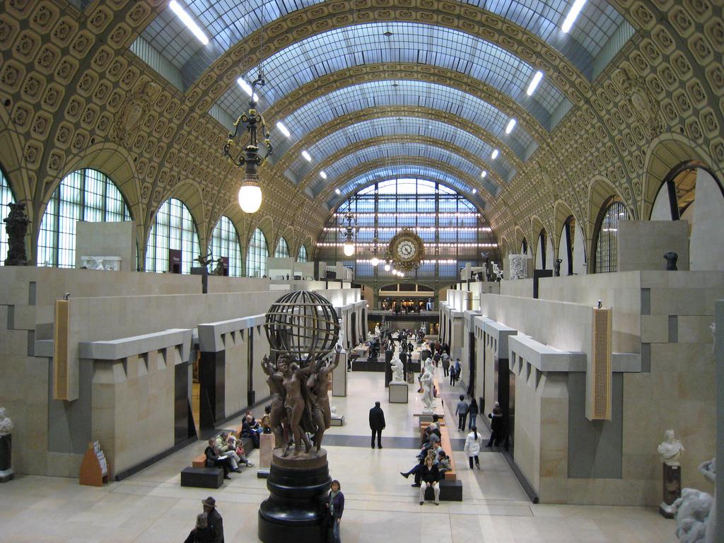 Le musée d'Orsay