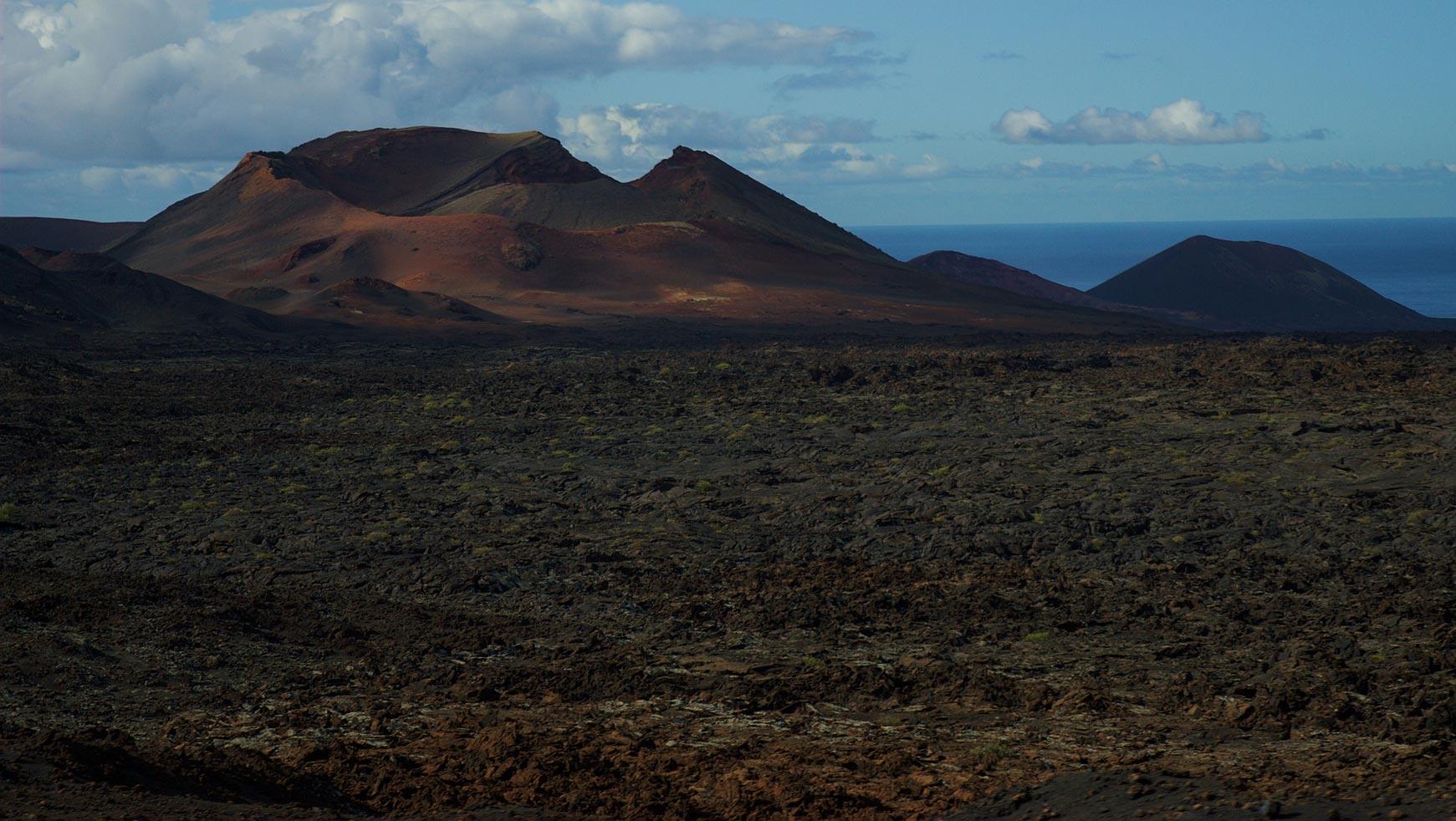 L'île de Lanzarote