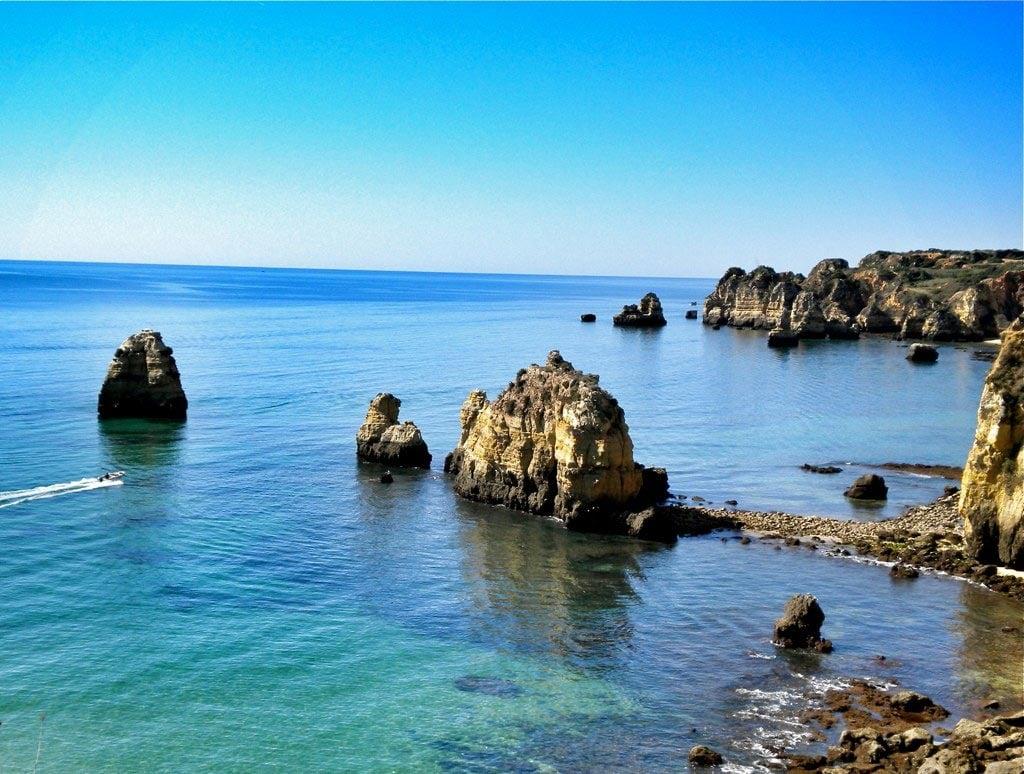 région de l'Algarve