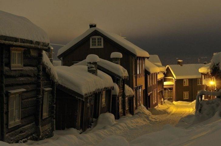 Roros-Norvege