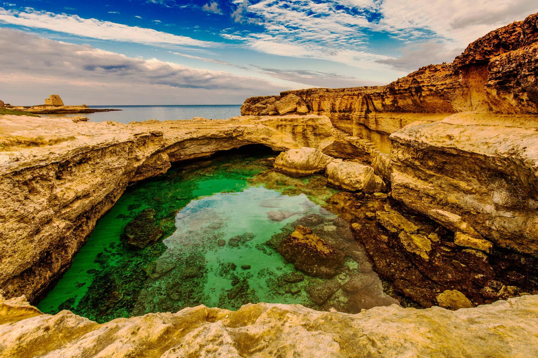 Top 10 des plus belles piscines naturelles au monde for Les piscines