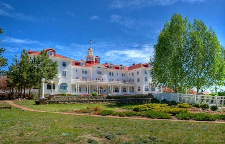 hotel Stanley, Colorado, US