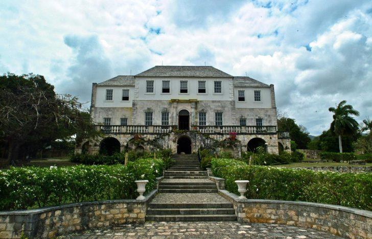 Rose Hall Greathouse, Jamaique