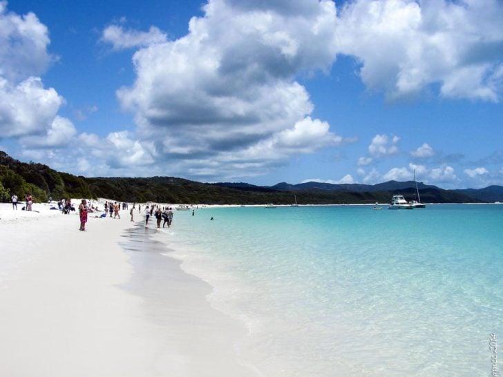 plage de whitehaven