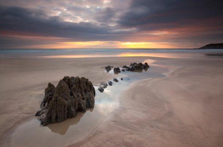 plage de woolacombe