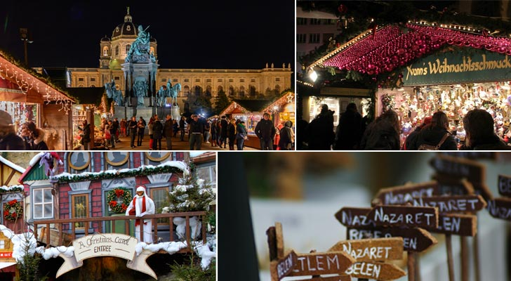 Les plus beaux march s de no l en europe - Les plus beaux marches de noel ...