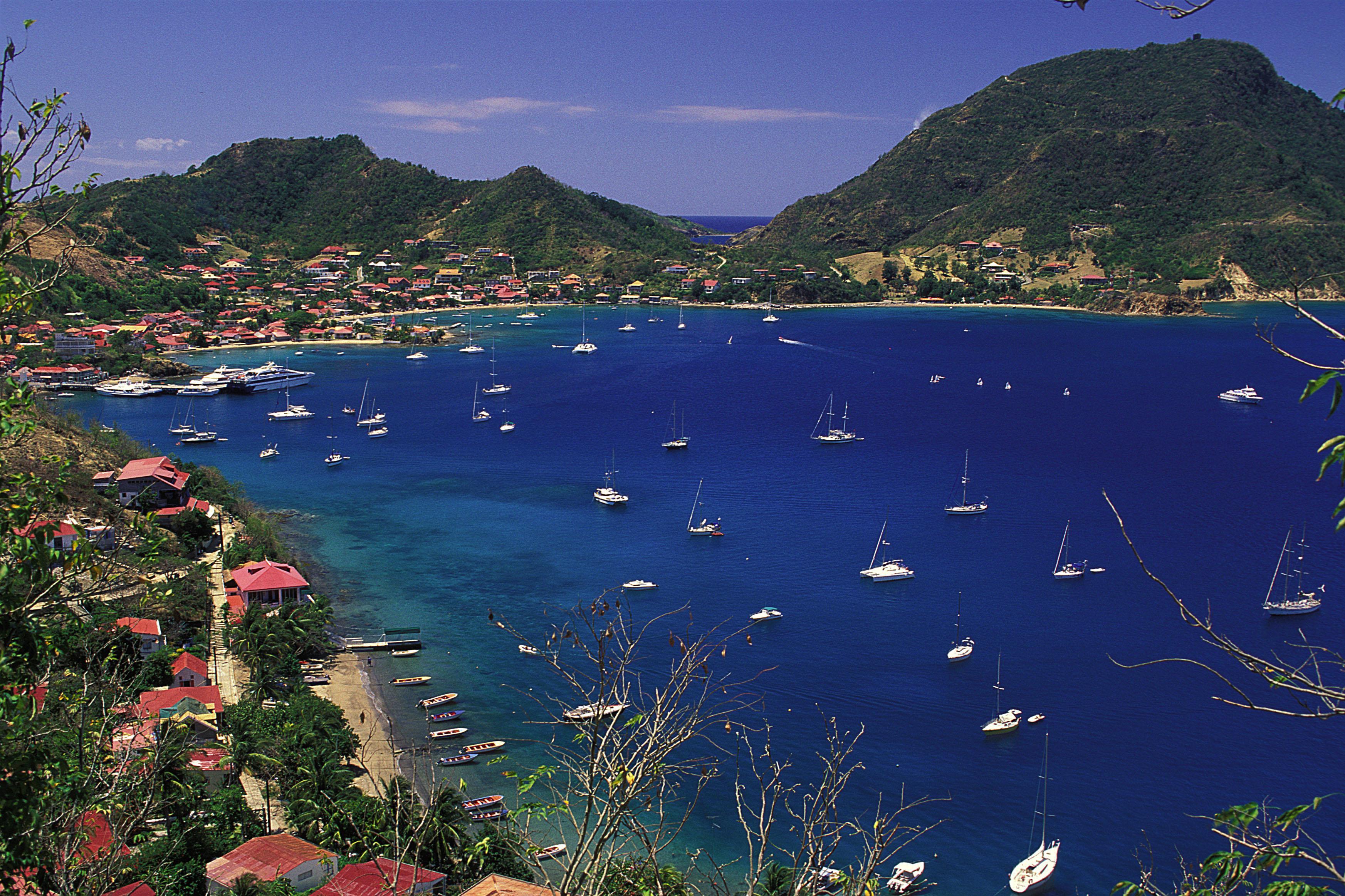 Hotels Les Saintes Antilles
