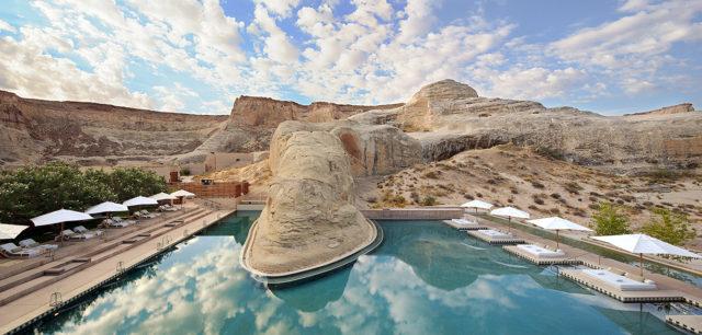 l'Amangiri Resort, Utah, Etats-Unis