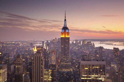 Empire State Building à Manhattan