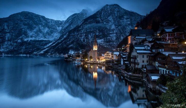 Hallstatt, Autriche