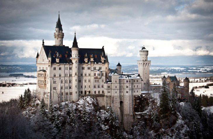 Chateau de Neuschwanstein, Allemagne
