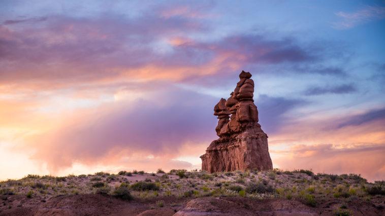 Goblin-Valley-State-Park-dans-l'Utah-