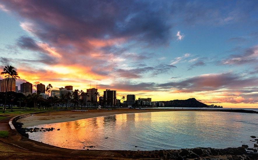 Top 16 des lieux ou admirer les plus beaux couchers de soleil au monde - Palpitations le soir au coucher ...