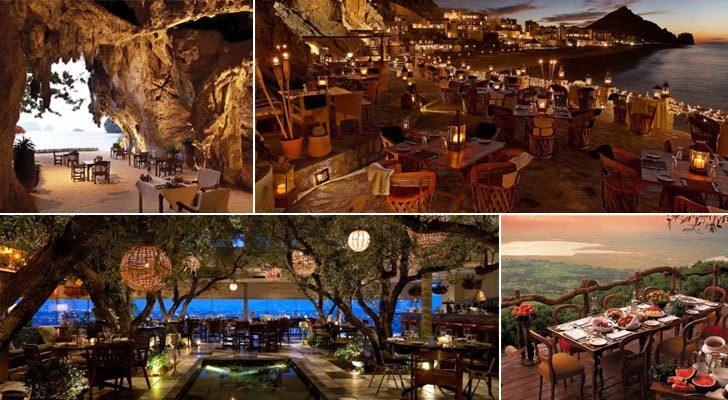 restaurant vue panoramique
