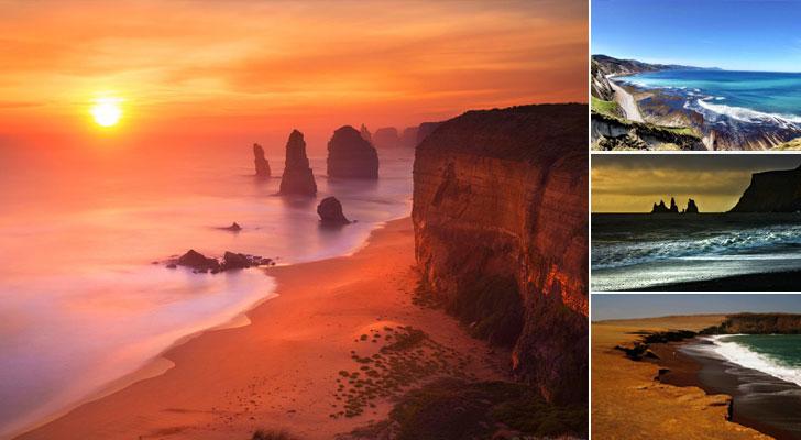 les plus belles falaises