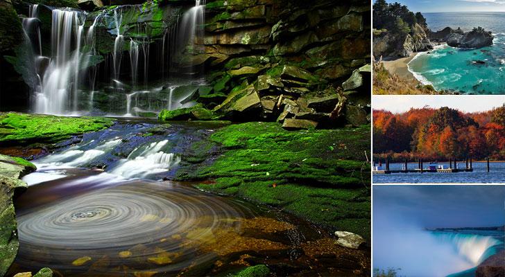 state park etats unis parc national