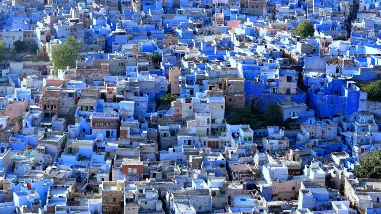ville bleu