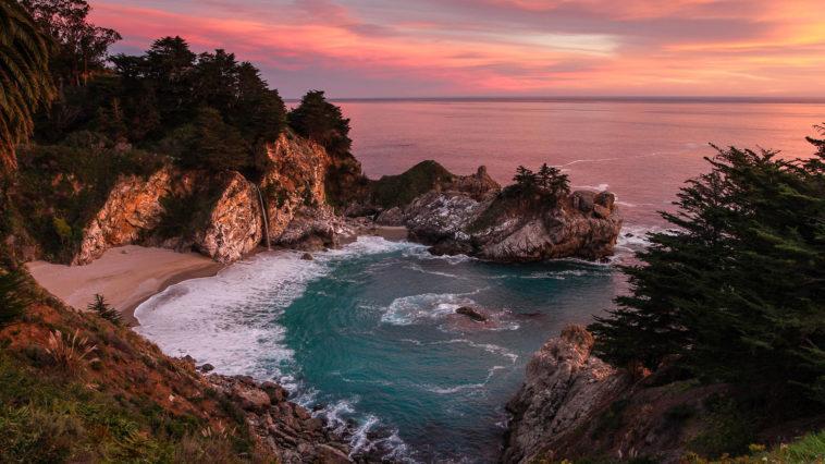 Julia Pfeiffer state park - les 20 plus belles plages d'Amérique du Nord