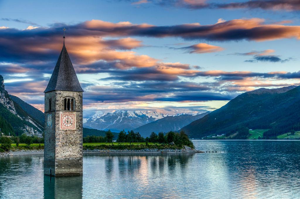 17 lacs surprenants par leur beauté à travers le monde | Atterrir.com