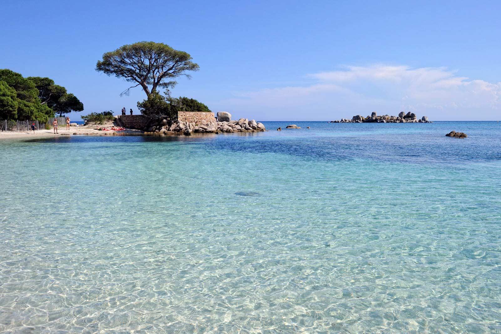 Préférence Les 15 plus belles plages de rêve de Corse du Sud VX34