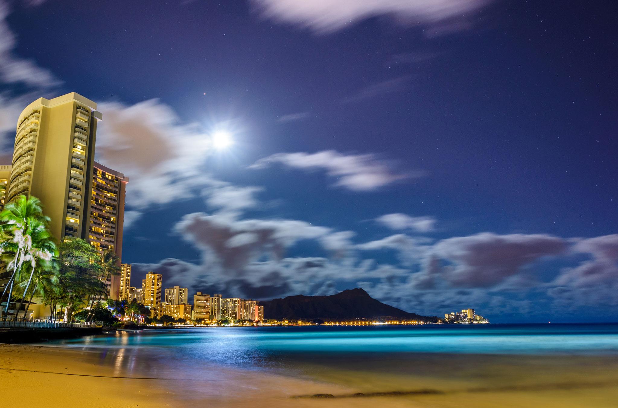 paysage hawaii