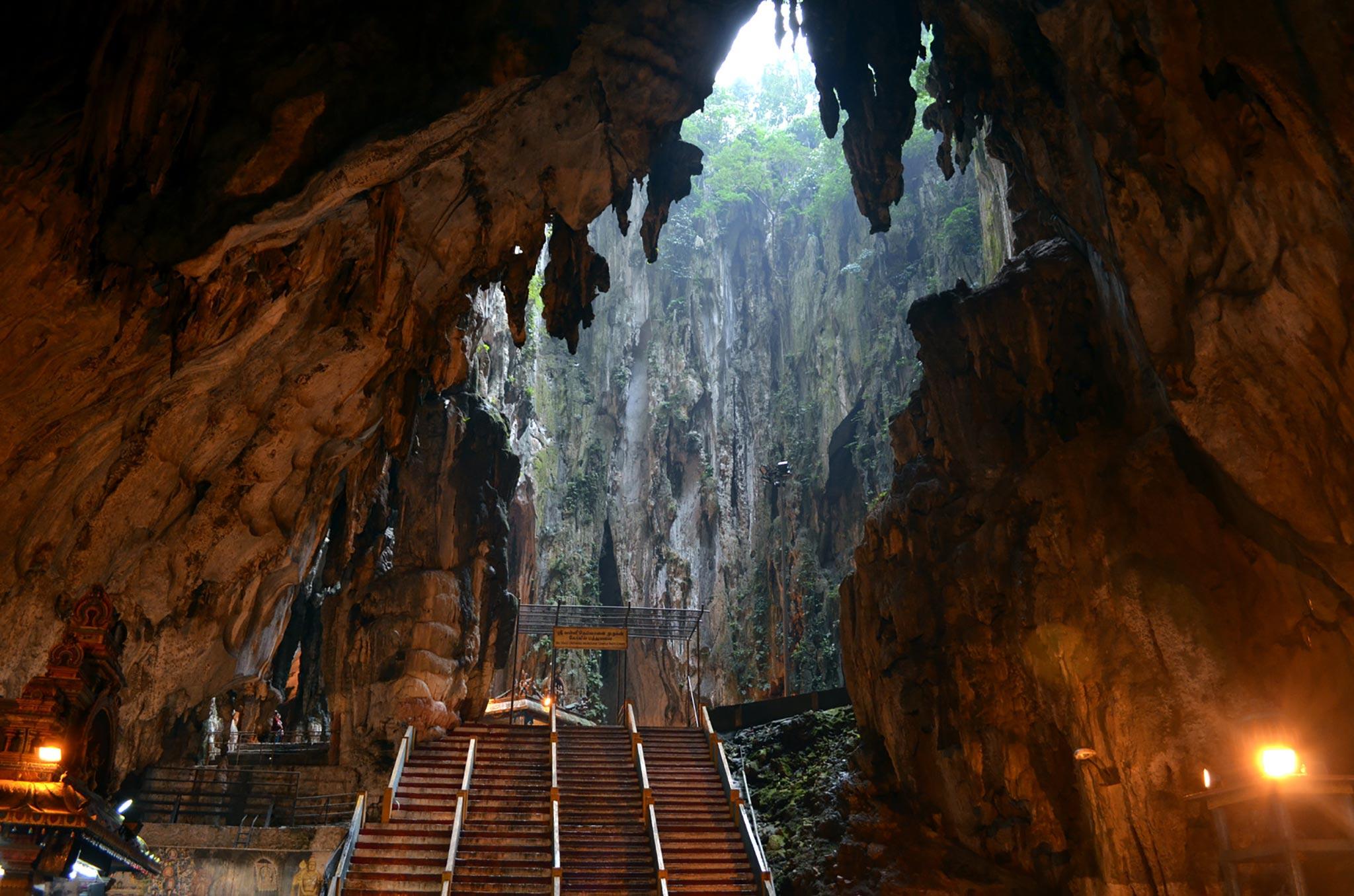 Batu-Caves,-Malaisie