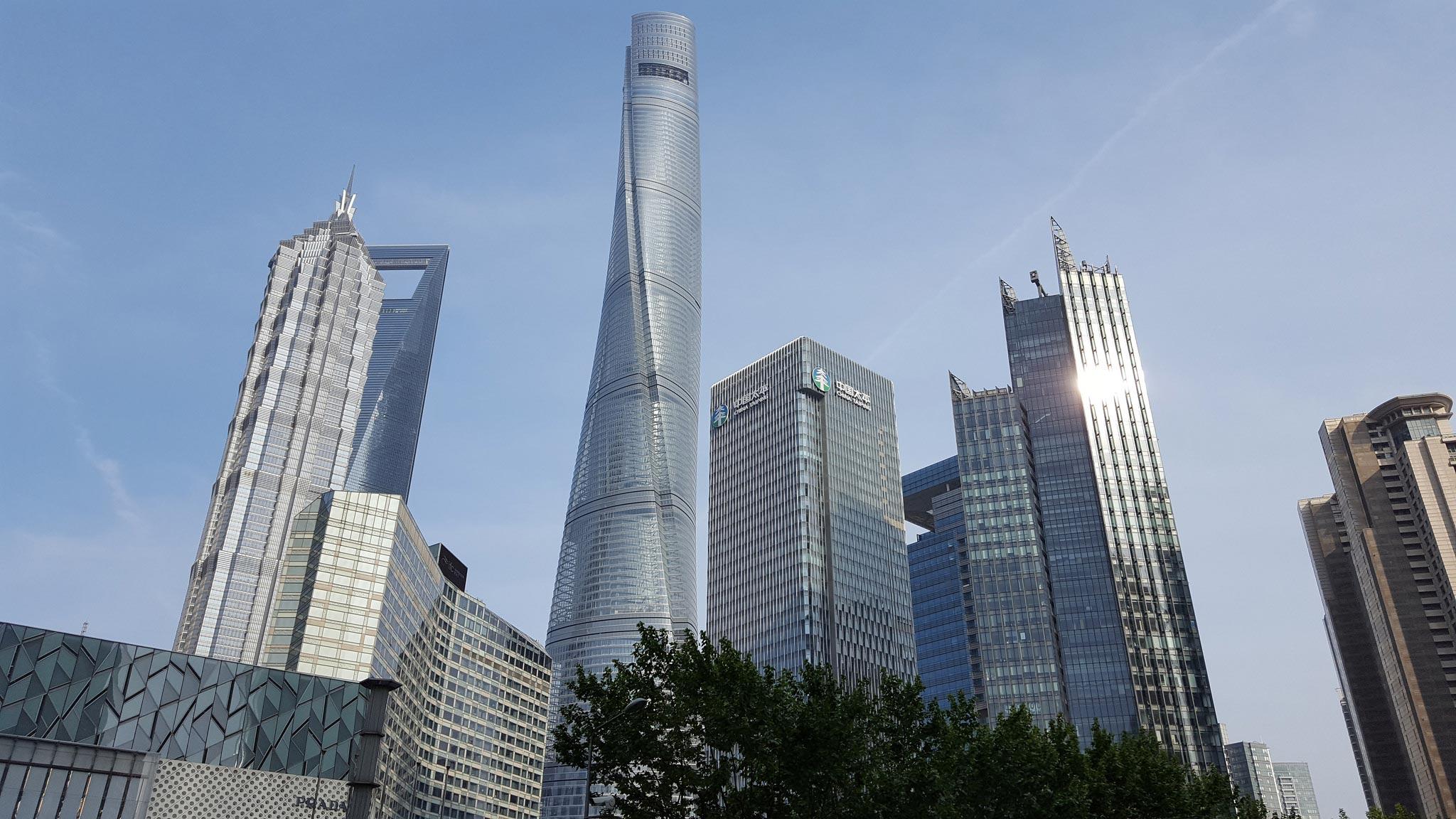 Tour-Shanghai