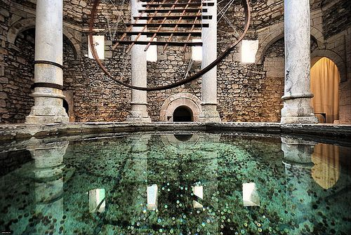 bains arabes