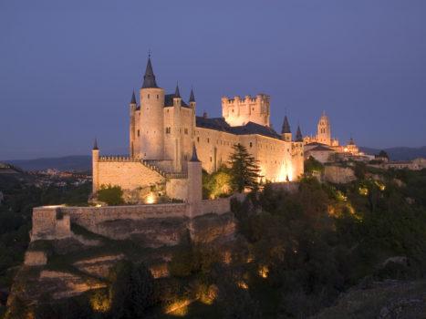 Châteaux d'Espagne