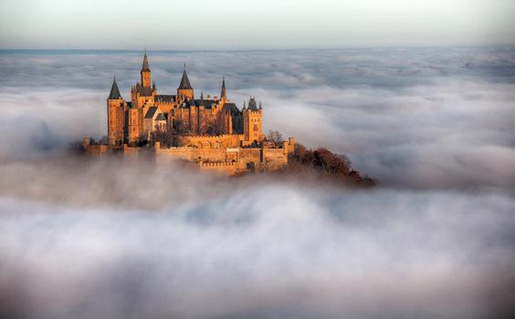 Le château Hohenzollern
