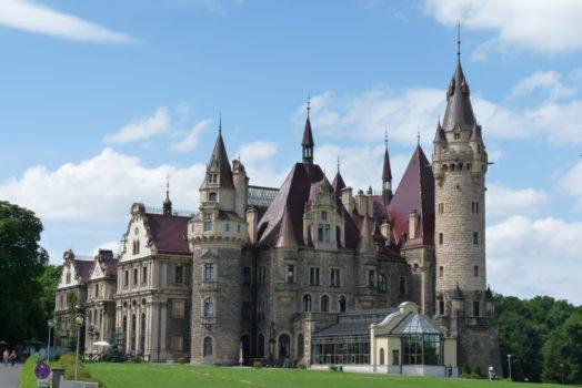 chateau de pologne
