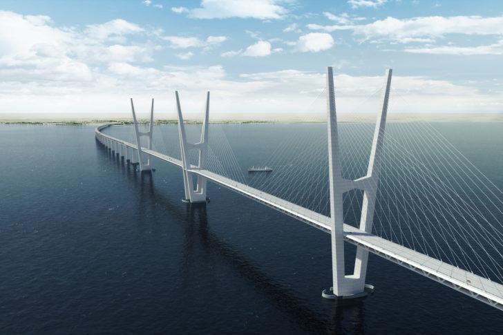 Pont de Fehmarn Belt