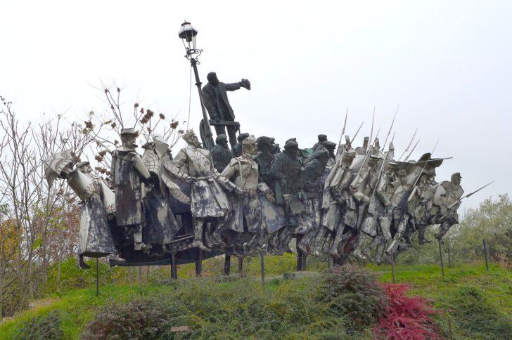 Parc des statues, Budapest