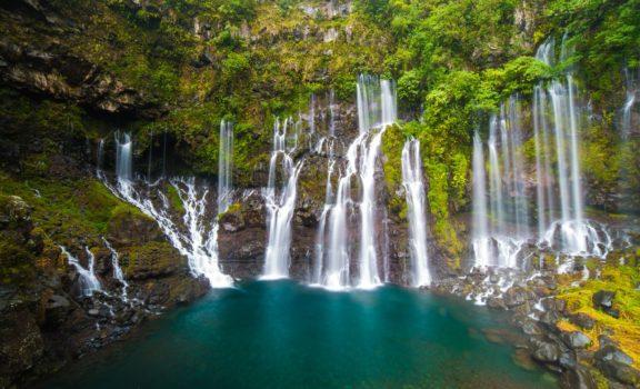 cascade langevin dans le sud sauvage