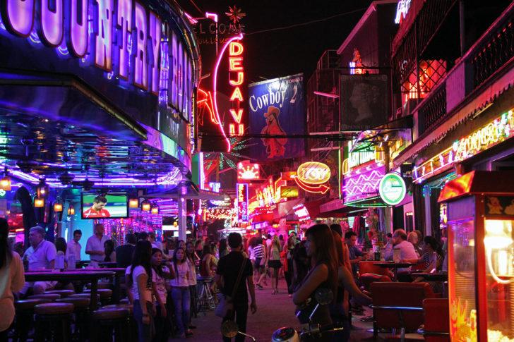 Quartier de Soi Cowboy, Bangkok
