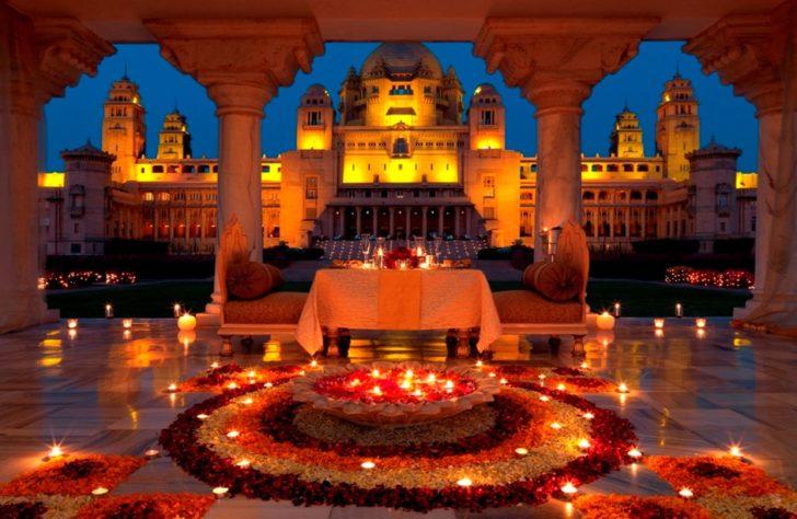 Festival de Diwali à Delhi