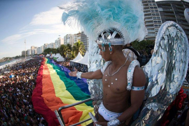Gay Pride, Ipanema