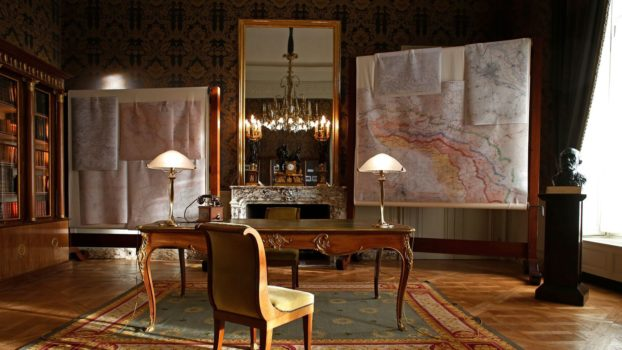 Bureau de Georges Clemenceau