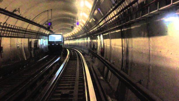 Coulisses du métro