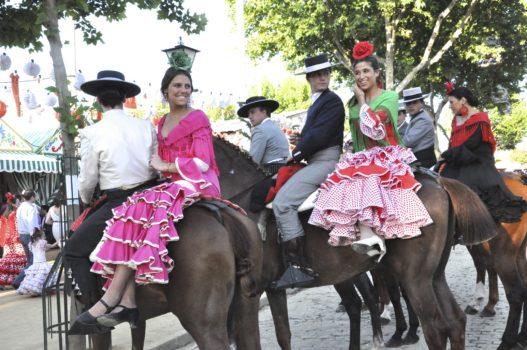 Feria de Abril à Seville