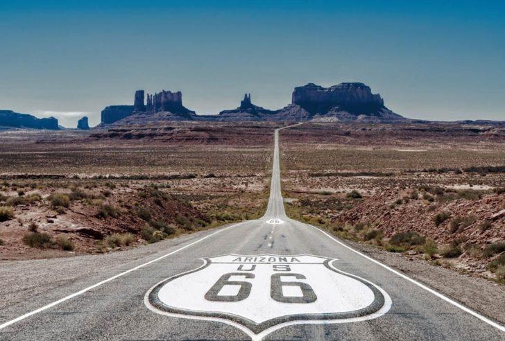 mythique route 66 usa