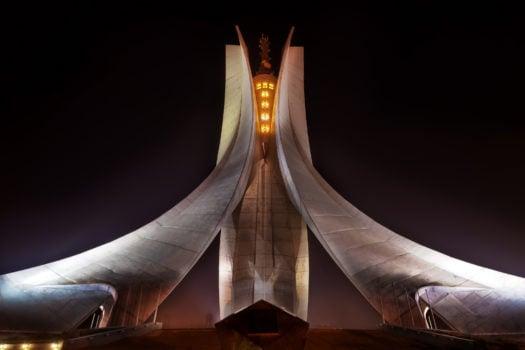 Le mémorial du Martyr