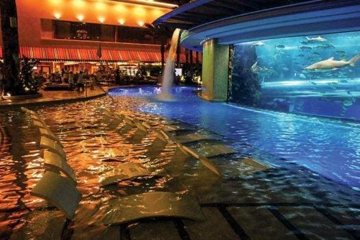 Golden Nugget Hotel à Las Vegas