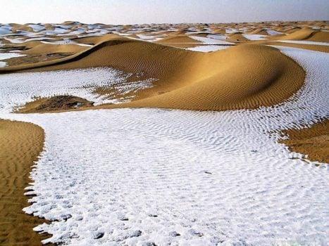 Le Sahara Algérien