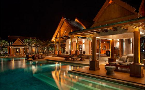 Villa Nandana, Bahamas