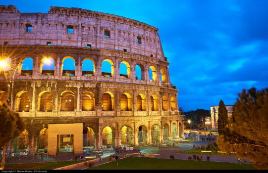Le Colisée Rome